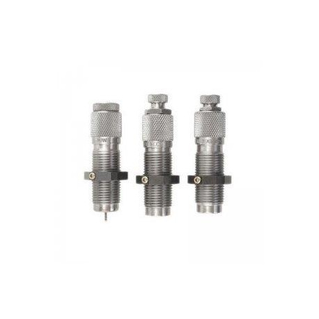 LYMAN DIE SET 22-250 REM RIFLE (2)