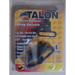 "Talon Swivel Black 1"" QD"