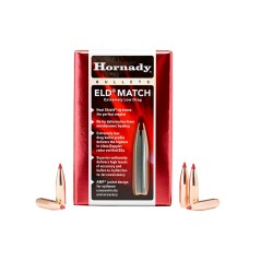 P 6.5MM 140GR HORNADY ELD MATCH